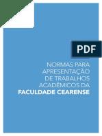Normas Apresentacao Trabalhos Academicos FaC 2016 2