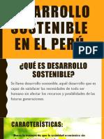 14 Desarrollo Sostenible en El Perú[1]