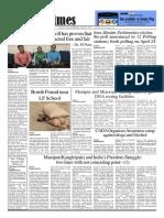 Imphal Times_ 22nd April 2019_rocky