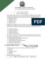 Soal Ukk Al Quran Kelas x (1)