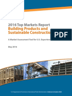 Building Products Top Markets Report