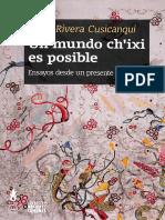 Un Mundo Ch'Ixi Es Posible.