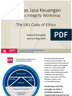 IIA Code of Ethics