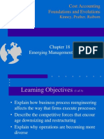 Ch18 Emerging Management Practices