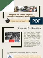 artículo jurídico diapositivas