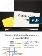Common OPD Drugs