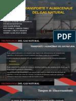 Transporte y Almacenaje Del Gas Natural