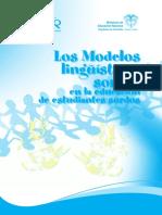 Cartilla los modelos linguisticos