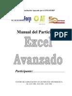 Manual de Excel Avanzado v 2016 PNFC 2019
