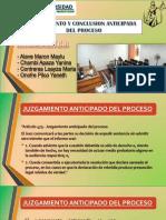 Juzgamiento y Conclusion Del Proceso Diapos...