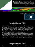 02 - Geologia Economica - Energía de Gibbs
