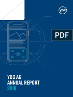 Yoc en Geschäftsbericht 2018