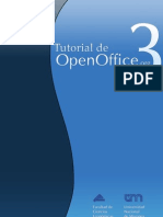 Tutorial Open Office V3