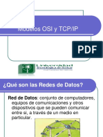 osi y tcp/ip