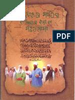 Guru Nanak Sahib Da Arab Deshan Da Safarnama - Dr. Jasbir Singh Sarna
