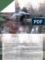 Gingival Tissue Management