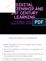 digitalcitizenshipand21stcenturylearning