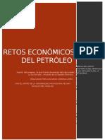 El Futuro Economico Del Petróleo