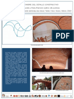 Ejemplo de Poster Detalles Constructivos 90X60