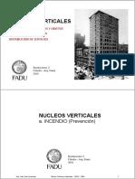 Uba Teórica Nucleos Verticales (2016)