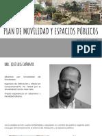 Plan de Movilidad y Espacios Públicos