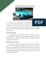 Sistema Ramjet Implementado Por Chevrolet