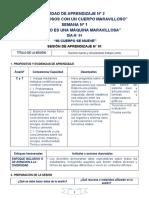 SESIONES DE APRENDIZAJE - 4°.doc