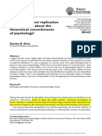 recent replication faiures in psychology 2014