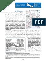 UN District Profile of Dhanusha 2015