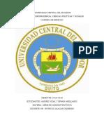 Procedimiento legistativo en el Ecuador