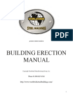 Building Erection Manual