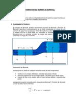 Teorema de Bernoulli V2.0