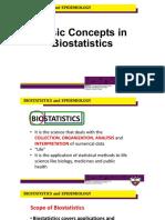 Epidemstat Basic Concepts in Biostatistics Lec 1