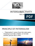 Inter Subjectivity v k