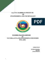 Victora Report