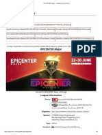 EPICENTER Major - Liquipedia Dota 2 Wiki