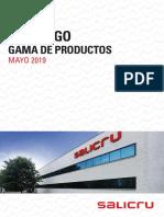 201905 Salicru Catálogo Gama de Productos Mayo 2019