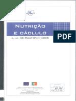 Nutrição e Cálculo