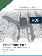 Trapezprofil T40.1