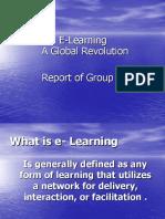 e Learning Final