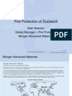 Fire Protection Ductwork