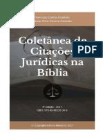 citações jurídicas