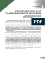 Polja-časovi Lepe Književnosti Za Napredne