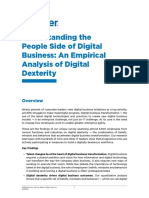 Understanding the People Side of Digital Business Transformation