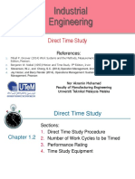 Ch2-Direct Time Study