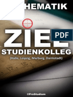 Studienkolleg Mathe Trial Version