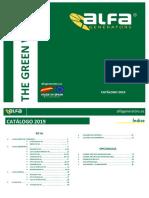 201905 Alfa Generators Catálogo 50hz 2019