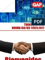 Transicion Iso Iec 17025 2017 Nfmg