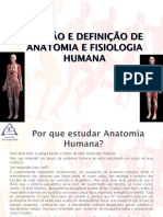 01 - Definição de Anatomia e Fisiologia Humana - Os Sistemas-pronto Pode Usar