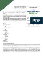Copa América 2019